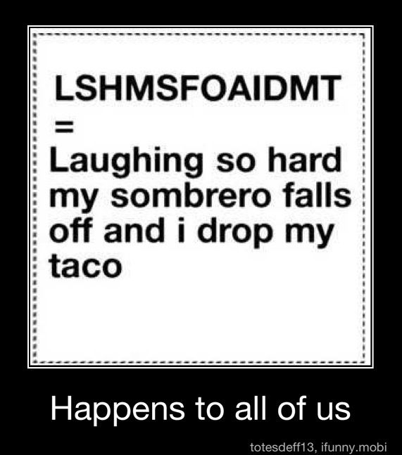 for the Latino's I guess. LOL