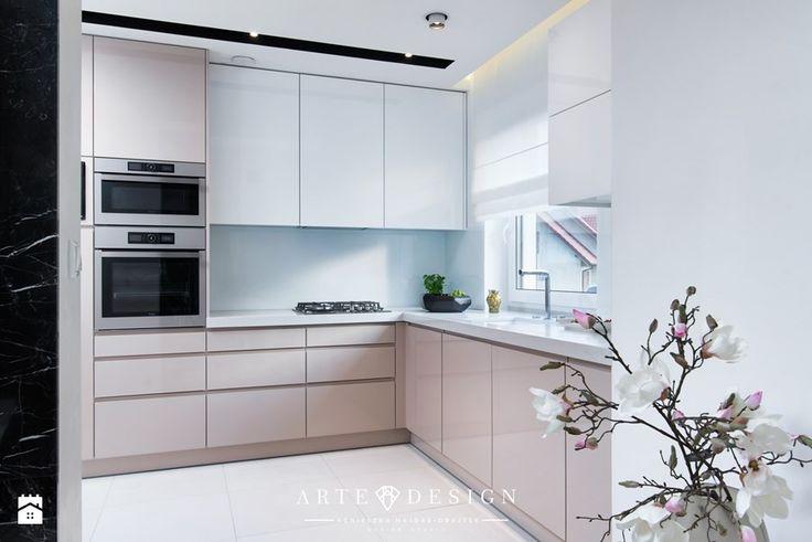 Dom w Mechelinkach - Kuchnia, styl nowoczesny - zdjęcie od Arte Dizain