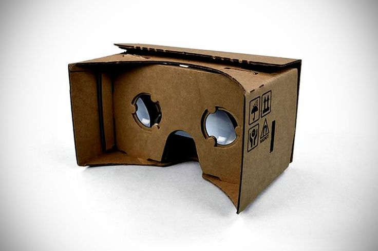 Google Cardboard DIY Virtual Reality Headset