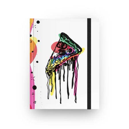 Sketchbook Pop.Pizza.Freak de @viniancetti | Colab55