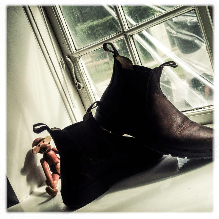 outbackboots.dk and Blue Heeler ... new outstanding australian boots ...