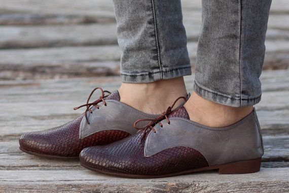 Hey, I found this really awesome Etsy listing at https://www.etsy.com/listing/198728835/brown-leather-shoes-brown-oxford-shoes