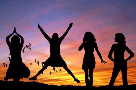 Vernal equinox and female power 2018 #women #spring