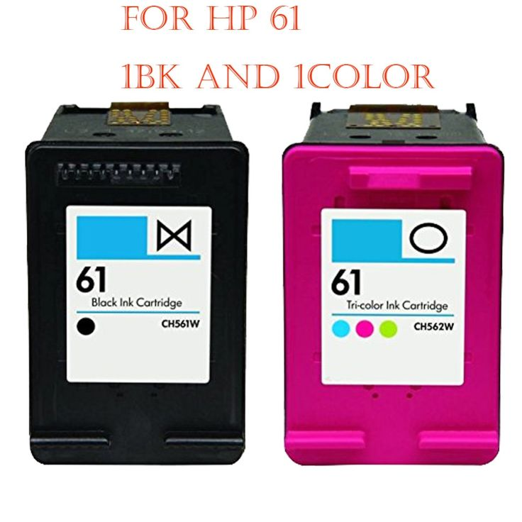 21.59$  Watch now - http://ali4rz.shopchina.info/go.php?t=32716006396 - Hisaint Hot Listing Remanufactured Ink Cartridges Replacement For HP 61XL (1 Black CH563WN + 1 Tri-Color CH564WN ) High Yield  #aliexpressideas