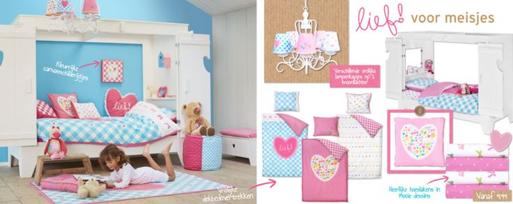 Kinderkamer Lief betaalbaar en met kwaliteit inrichten