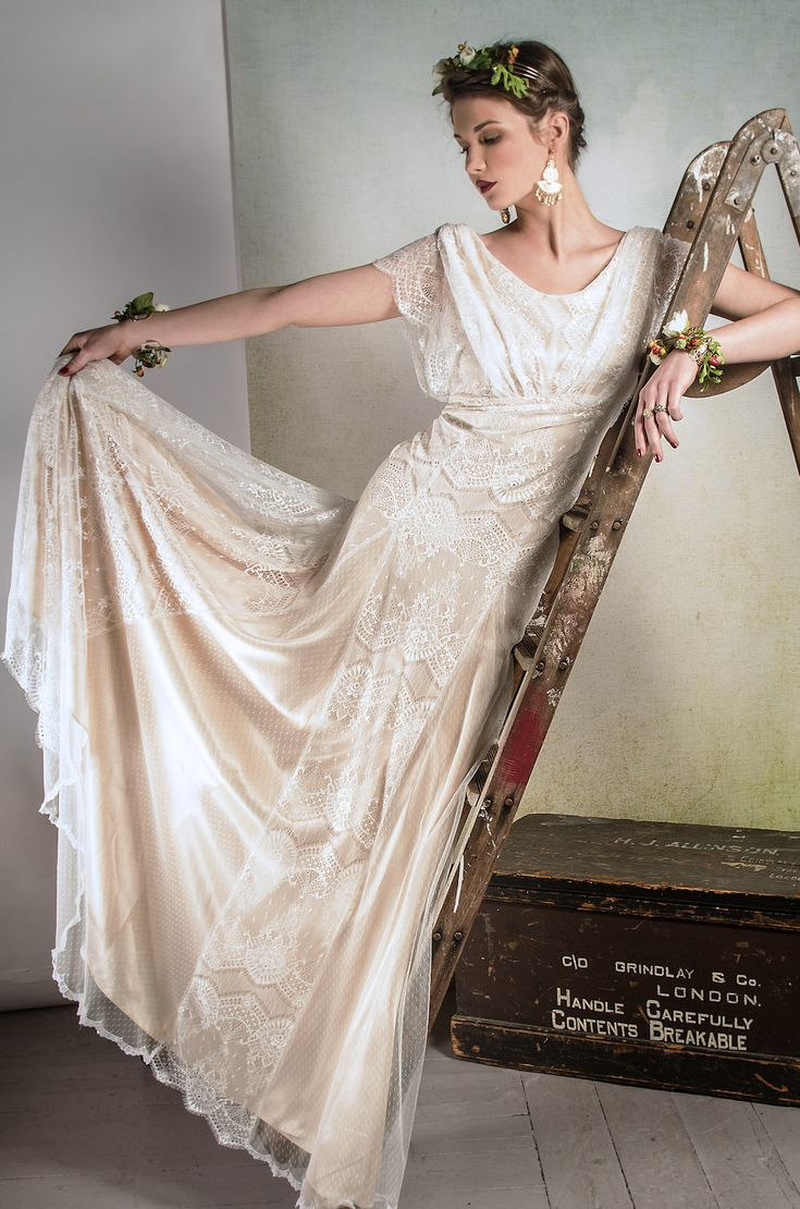 2102 best 2014 wedding dresses trends images on pinterest gown the new bridal capsule collection for 2014 from belle bunty junglespirit Images