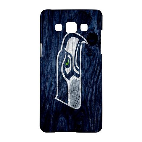 Seattle Seahawks on Wood Samsung Galaxy A5 Hardshell Case Cover