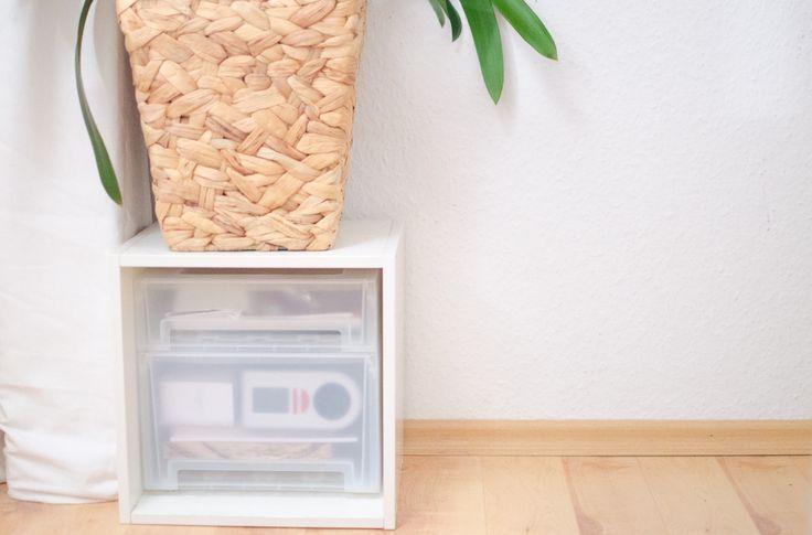 62 besten aufbewahrung bilder auf pinterest aufbewahrung boxen und diy geschenke. Black Bedroom Furniture Sets. Home Design Ideas