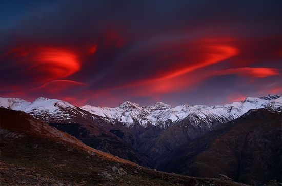 Sierra Nevada, Andalucía,Spain