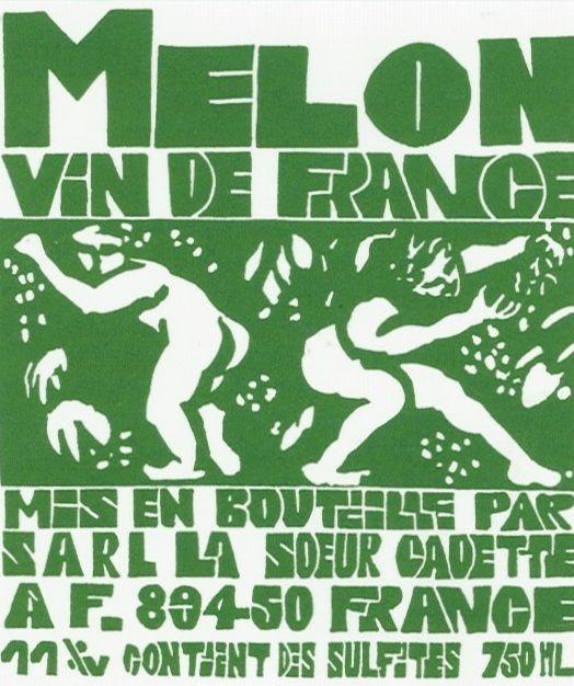 Melon, Vin de France, SARL La Soeur Cadette