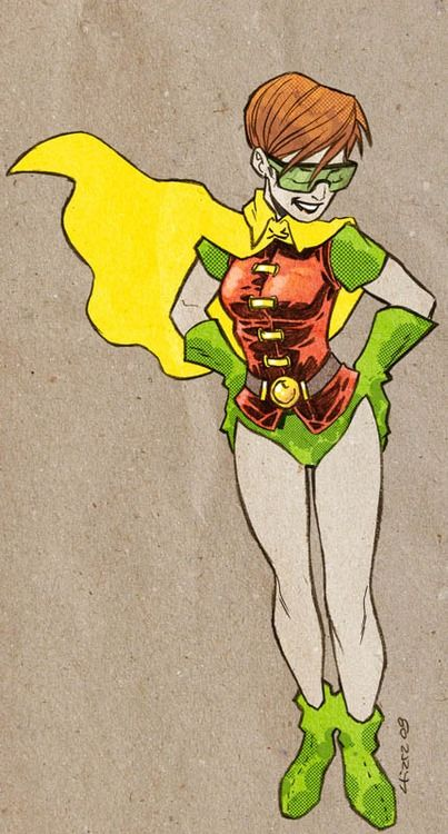 Carrie Kelley by Marcelo di Chiara