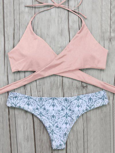 GET $50 NOW | Join Zaful: Get YOUR $50 NOW!http://m.zaful.com/wrap-bikini-top-and-baroque-bottoms-p_264581.html?seid=c4oc8re0urdpkihuer76m10lv5zf264581