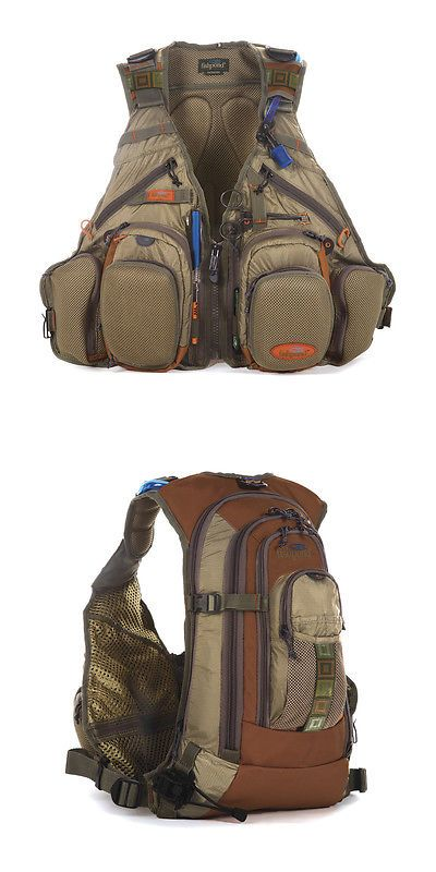 Vests 65982: Fishpond Wasatch Tech Fly Fishing Backpack - 610Cu In -> BUY IT NOW ONLY: $189.95 on eBay!