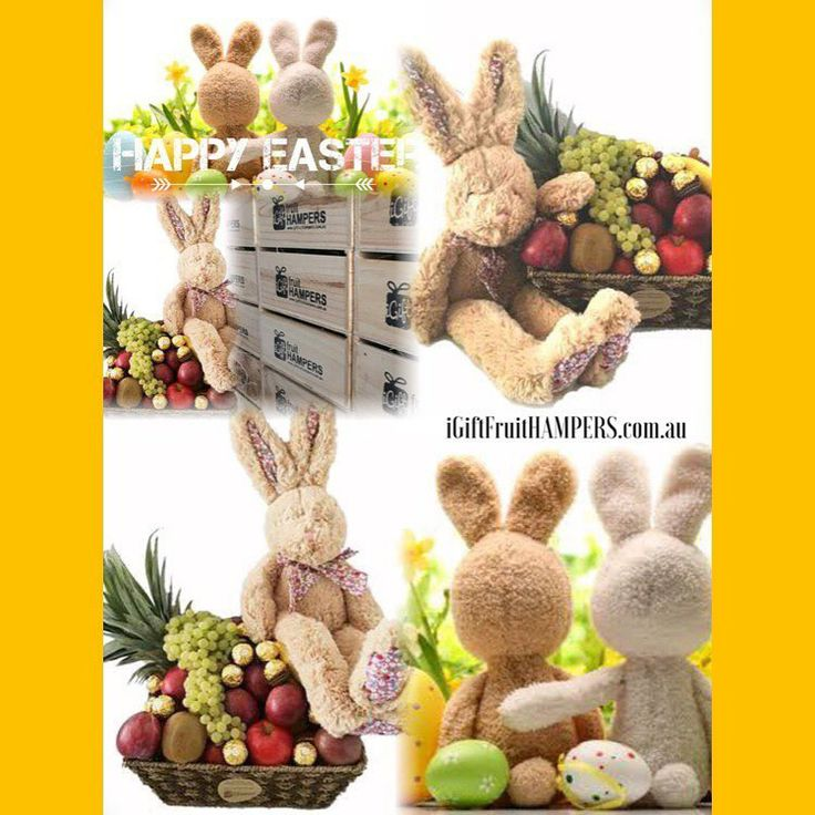 12 best easter images on pinterest easter hampers fruit box and easter the only time of year it is safe to put all your eggs in one negle Gallery
