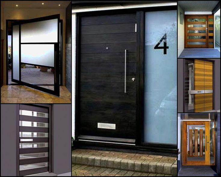 13 best Modern Front Doors Uk images on Pinterest   Modern entrance ...