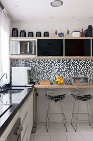 decoracin de una cocina en espacios pequeos