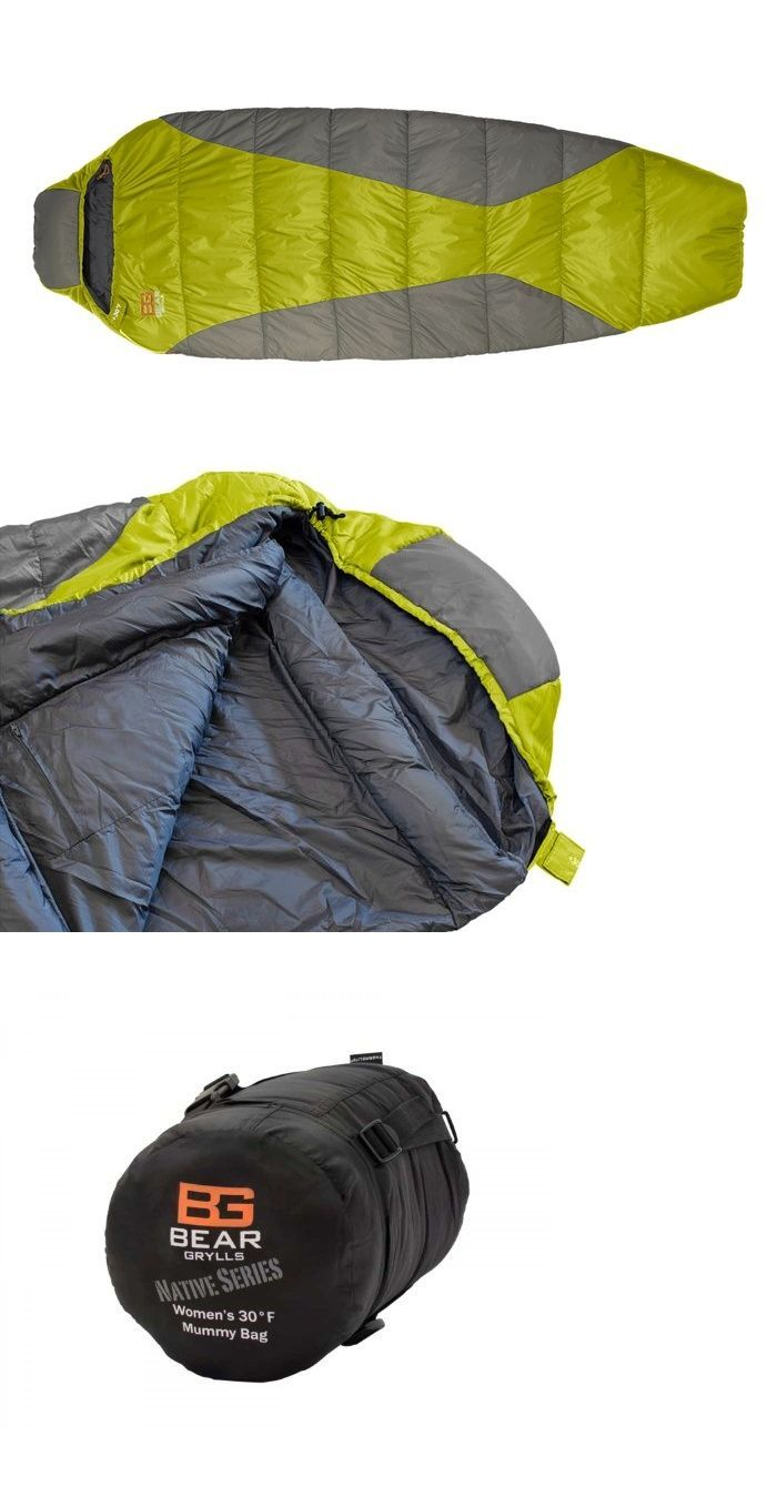 Sleeping Bags 87100: Bear Grylls Native 30F Backpacking Camping Sleeping Bag -> BUY IT NOW ONLY: $34.99 on eBay!