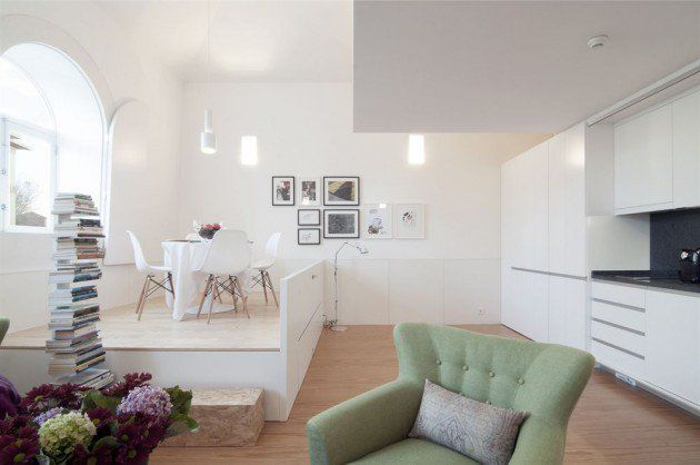 16 Phenomenal & Stylish Super Smart Space Saving Solutions for Small Apartments