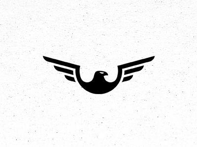 Eagle Logo by p  n  e
