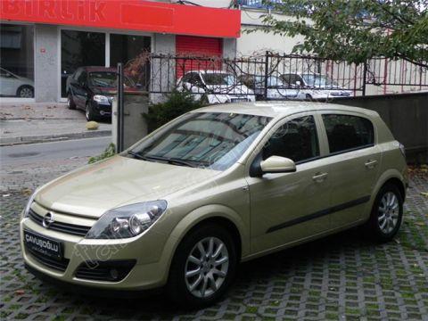 2005 Opel Astra 1.6 16V Enjoy Easytronıc