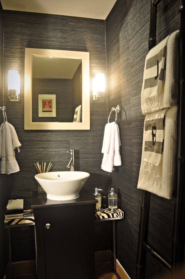 20 Gorgeous Powder Room Style Ideas Bathroom Design Small Modern