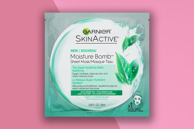 Moisture Bomb Sheet Mask featured on The 21 Best New Beauty Buys Under $10