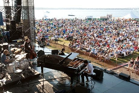Newport Jazz Festival - Rhode Island