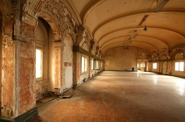 Flinders Street Station Ballroom - melbournecityuncovered