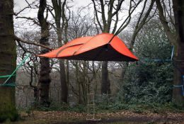 Survival Tents: DIY Shelters For Critical Situations  http://www.myfamilysurvivalplan.com/survival-tents-diy-shelters-for-critical-situations/
