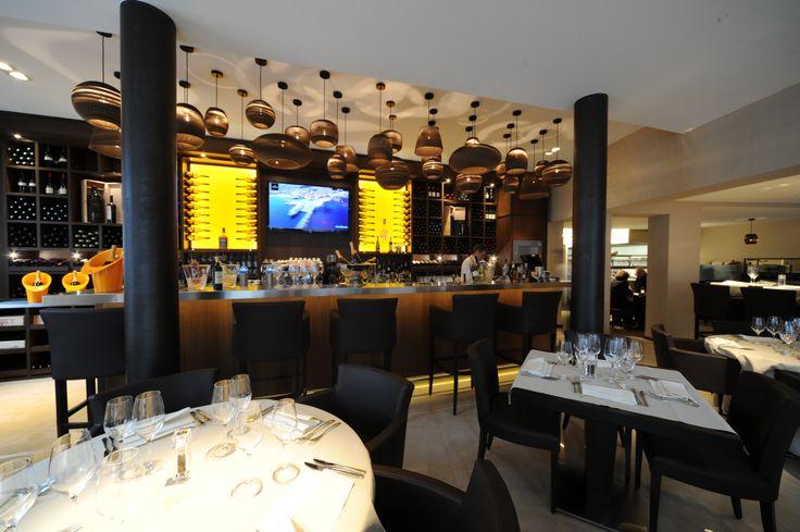 POSEIDON restaurant  Greek food & wine #DARK #Graypants #project Schaarbeek BE  [www.restaurant-poseidon.be]