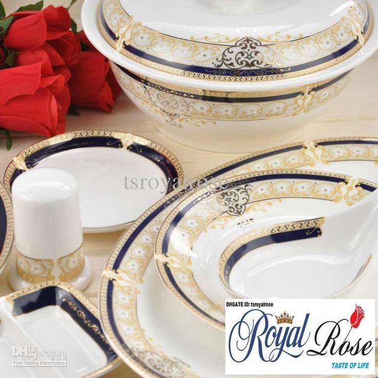 Delightful Fine Bone China Dinner Sets | Wholesale   Top Class Fine Bone China Dinner  Set
