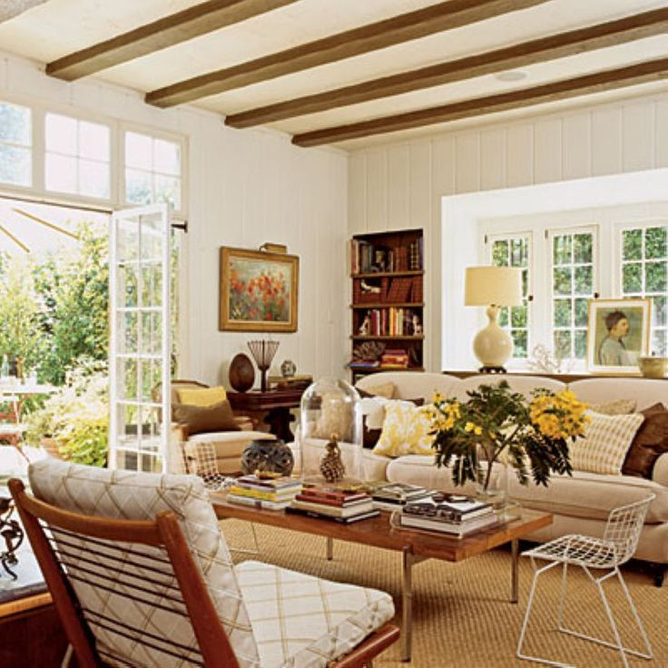 Best 25 Exposed Beam Ceilings Ideas On Pinterest