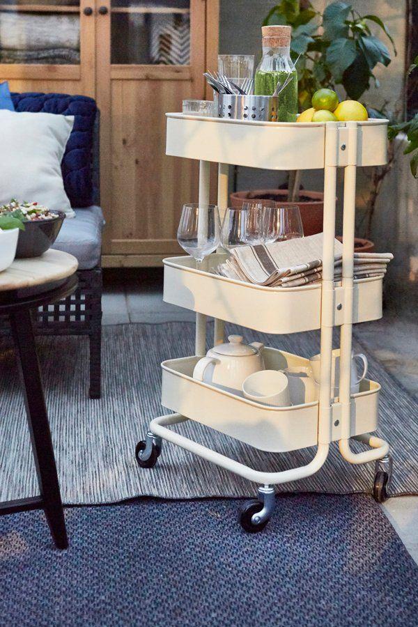 best 25 ikea bar cart ideas on pinterest drinks trolley ikea drinks trolley and bar cart. Black Bedroom Furniture Sets. Home Design Ideas