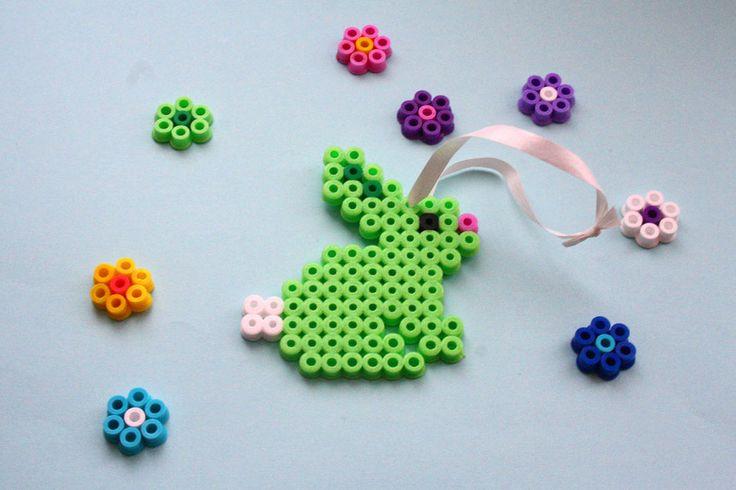 Bezaubernde Osterdeko aus HAMA - Kreativblog von Spielwaren-Kröll