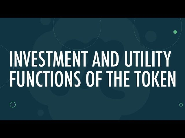 Token ICOs   Functions of Tokens https://www.youtube.com/watch?v=7nZ4eIfSkso