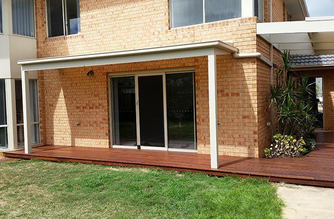 Decking and verandah project an outside triumph