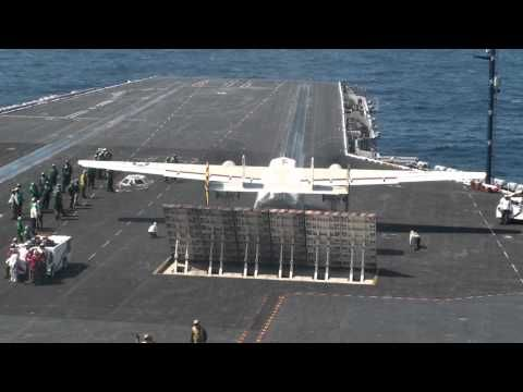 USS Nimitz Catapult Takeoff Grumman C-2A.  I have personally done this on a C-2 off the USS Kitty Hawk.