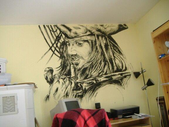 Jack Sparrow ©Felia Brücker