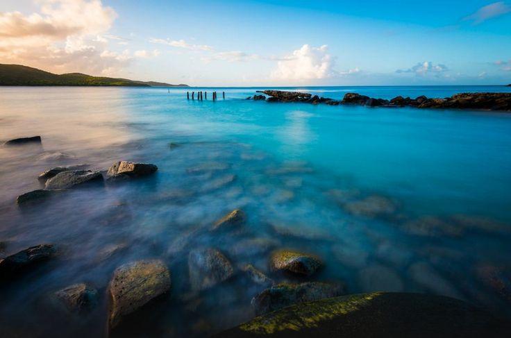 Praia Flamenco, Porto Rico -