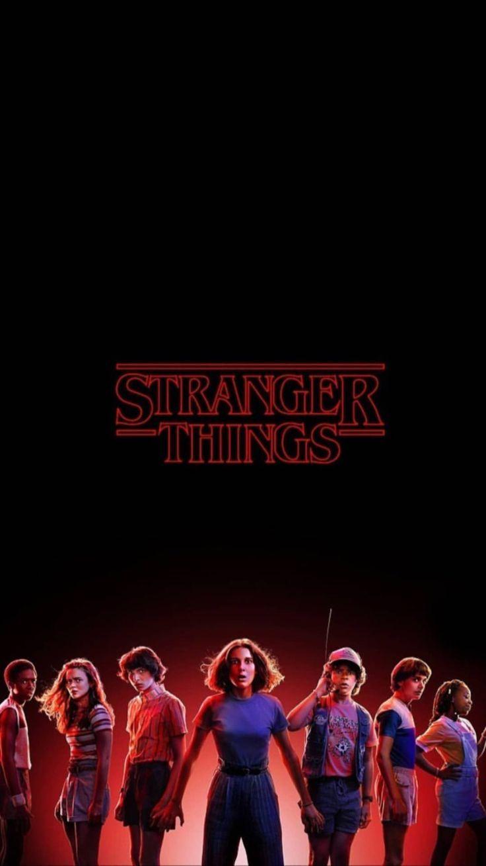 Stranger Things 3 Phonecasewallpaper Stranger En 2019
