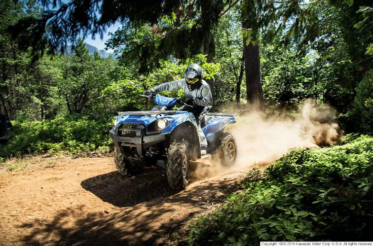 The Kawasaki Brute Force 750 4x4i EPS ATV is built strong to dominate the most difficult trails. Backed by over a century of Kawasaki Heavy Industries, Ltd. knowledge and engineering, the Brute Force 750 4x4i EPS is a thrilling adventure ATV that refuses to quit. #Kawasaki #BRUTEFORCE750 #K4X4I #ATV #CallForPrice