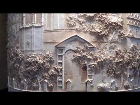 Мастер класс Барельеф ротонды из гипсовой шпаклевки и декоративной штукатурки своими руками - YouTube
