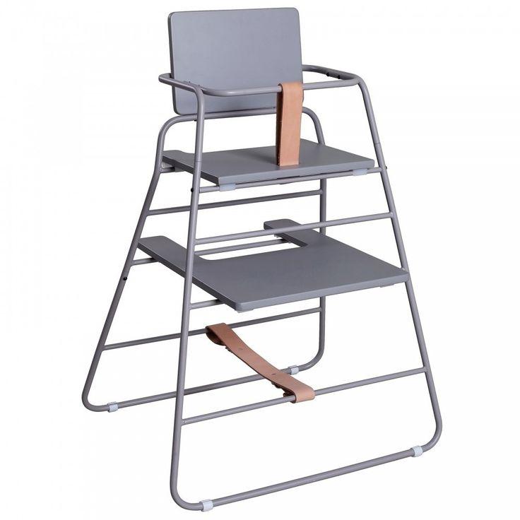 Budtzbendix Chaise Haute Chaise Haute Design Chaise