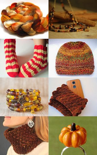 warm autumn by Victoria Rainbow on Etsy--Pinned with TreasuryPin.com