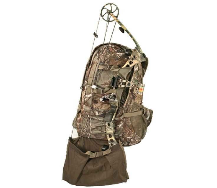ALPS OutdoorZ Pursuit Hunting Pack - carries your compound bow or gun!