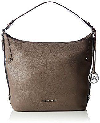 Michael Kors Bedford Large Leather Shoulder Bag - Bolso de hombro Mujer