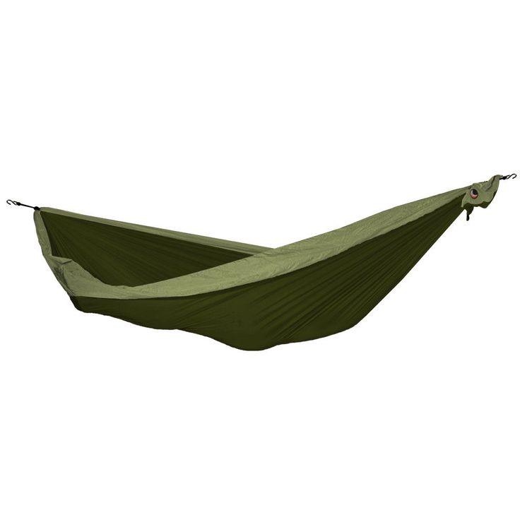 Parachute Hammock - Double (Army Green & Khaki)