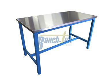 Stainless Steel Workbench | Bench-Tek Solutions