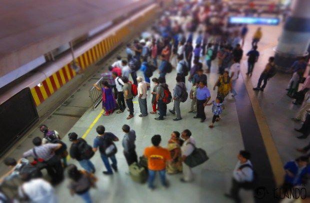 India: Mi primera vez en Nueva Delhi