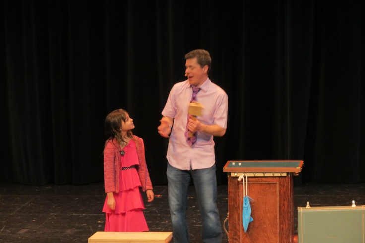 """'Malcom the Magician"""" at Arden Theatre in St. Albert"""